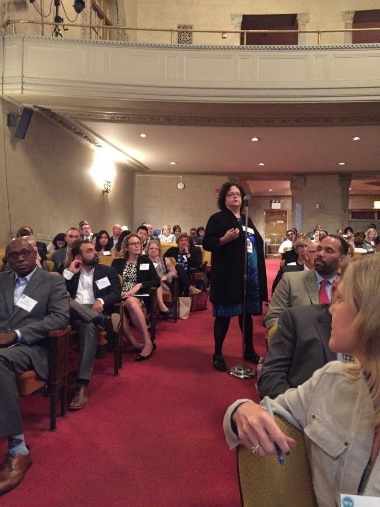 Lea Tal Speaking