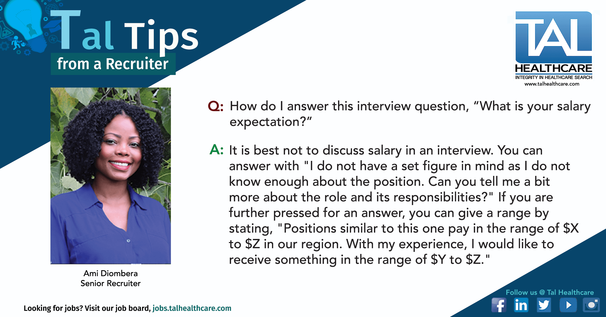 interview question  u2013 what is your salary expectation