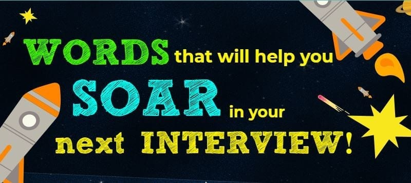 Words for Your Next Job Interview