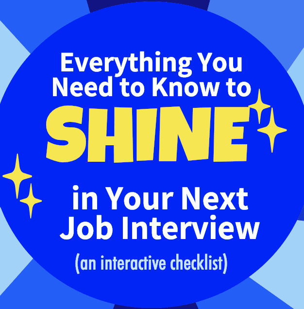 Shine in an Interview