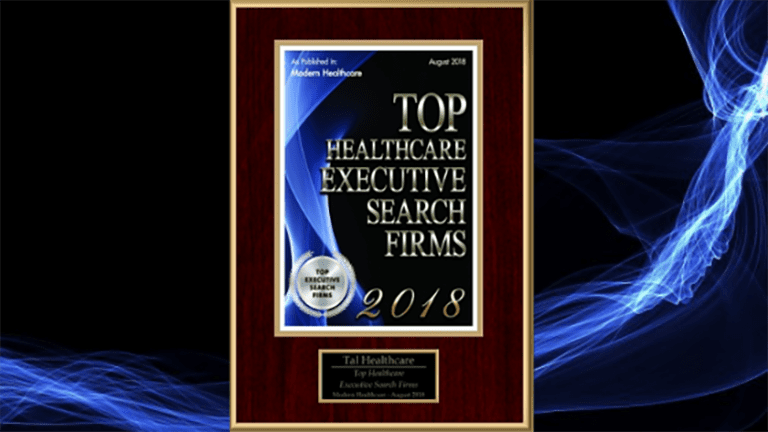 Top Search Firms 2019